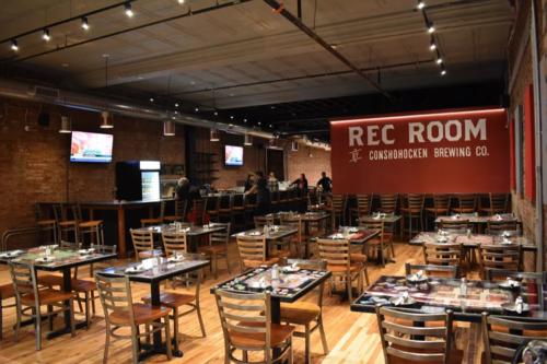 REC ROOM — Conshohocken Brewing Company
