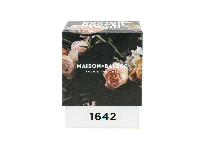 PRODUCT LAUNCH / 1642 BY MAISON BALZAC -