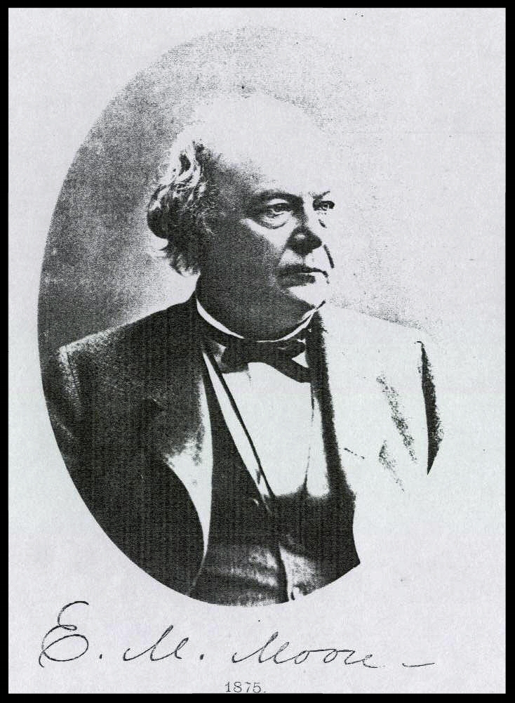 Edward Mott Moore - Father of Rochester's Park System