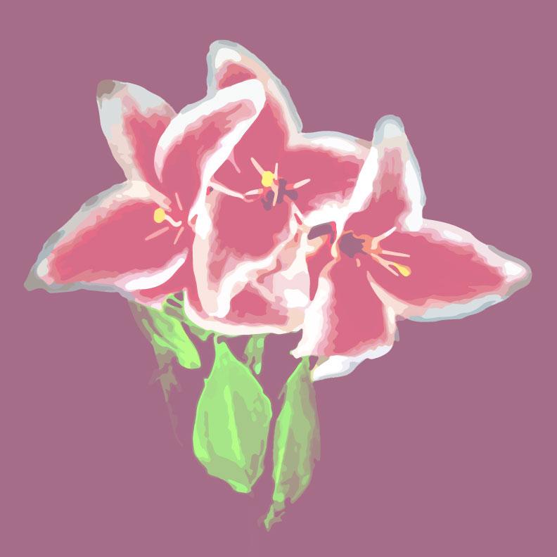 Fake Flower Still Life