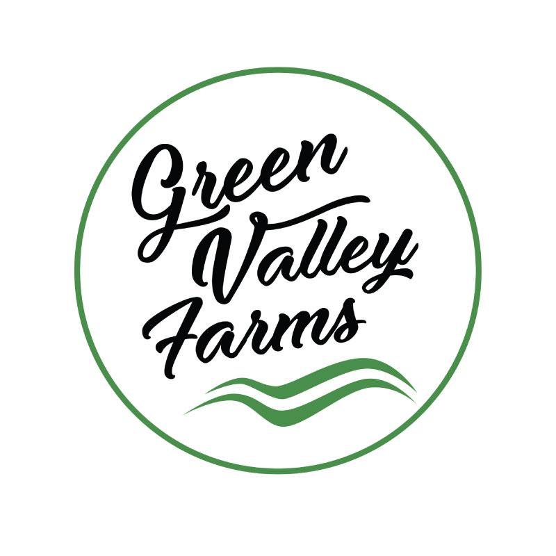 Green Valley Farms Logo