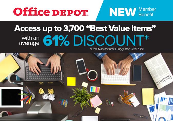 Office Depot Partner Program