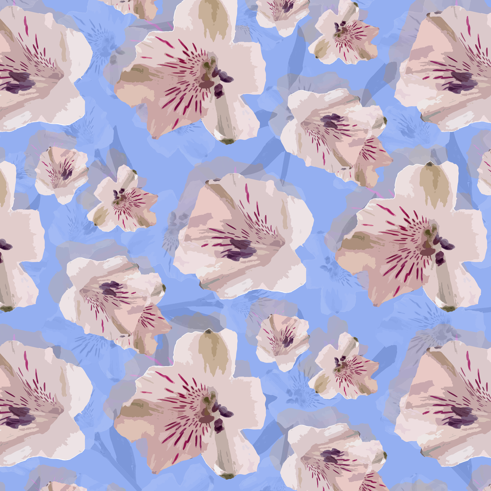 Floral Bouquet Pattern