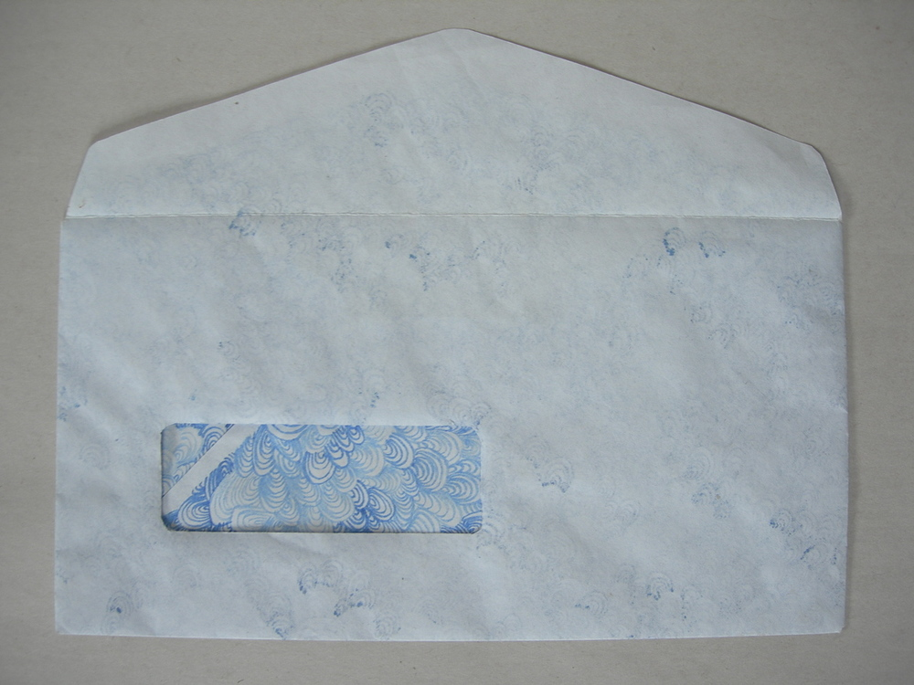 security envelope, 2004