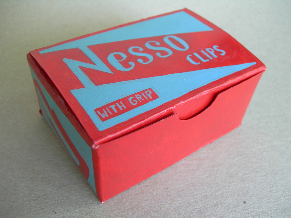 Nesso Clips with Grip, 2005