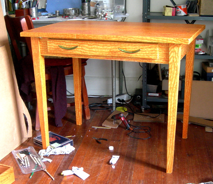 desk, 2010