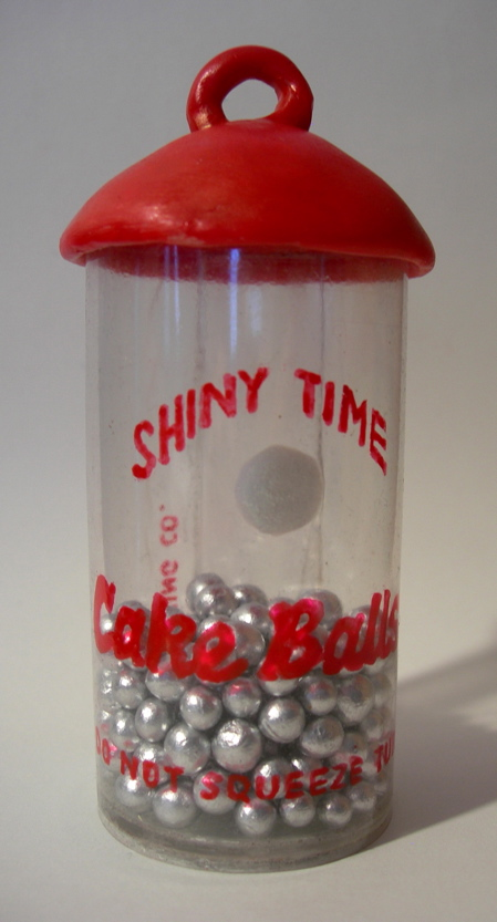 Shiny Time cake balls, 2007-2015