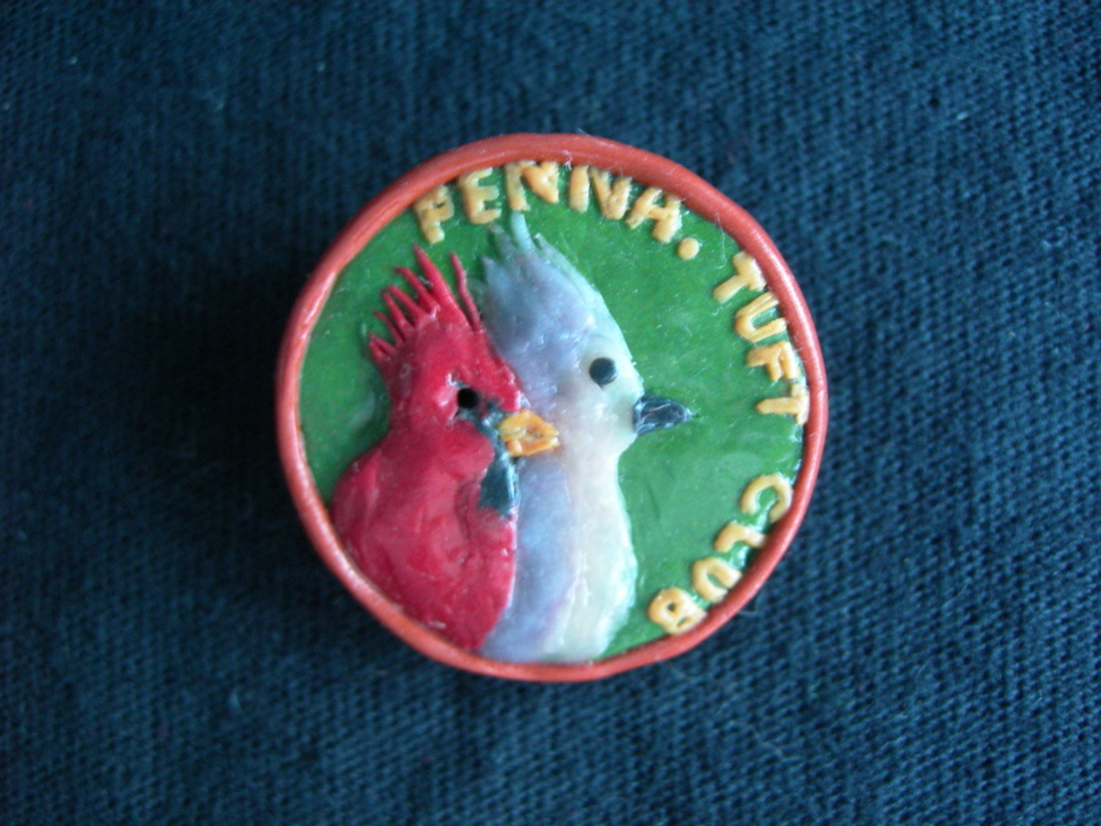 Penna Tuft Club pin, 2006
