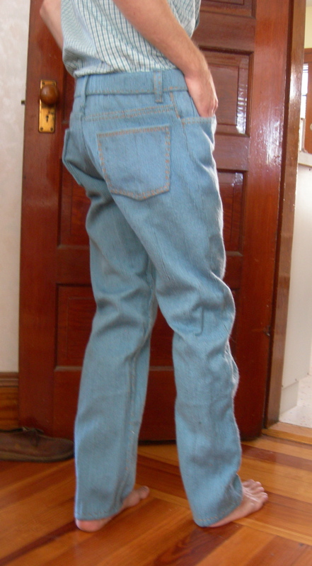 Trouser Time pair of pants, 2009