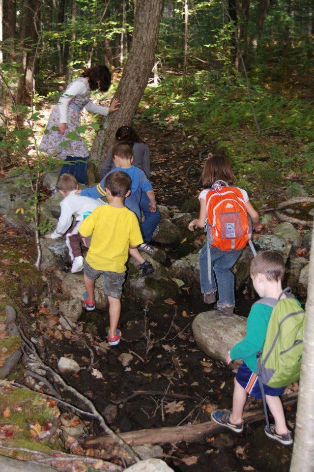 Children's nature experiences