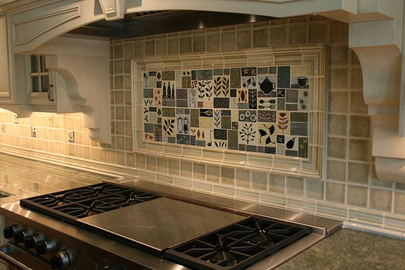 Kitchen Backsplashes — Installations Plus
