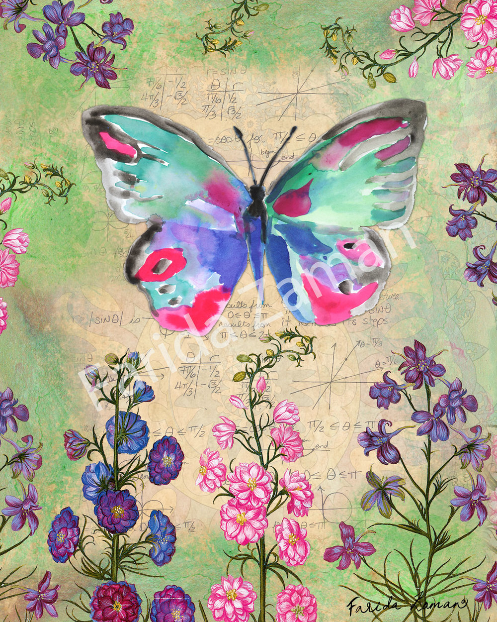 ZAM_EPH_WATERCOLOR_PINK_BLUE_GREENBUTTERFLY_2015_04.jpg