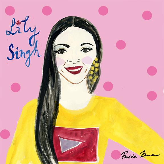 Lily Singh