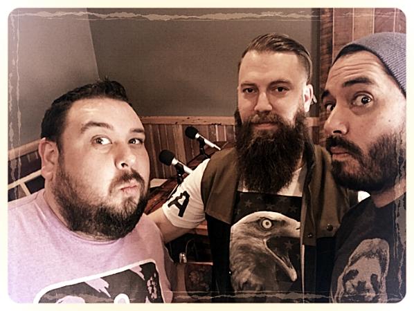 Franco, Rob & Danny O representing