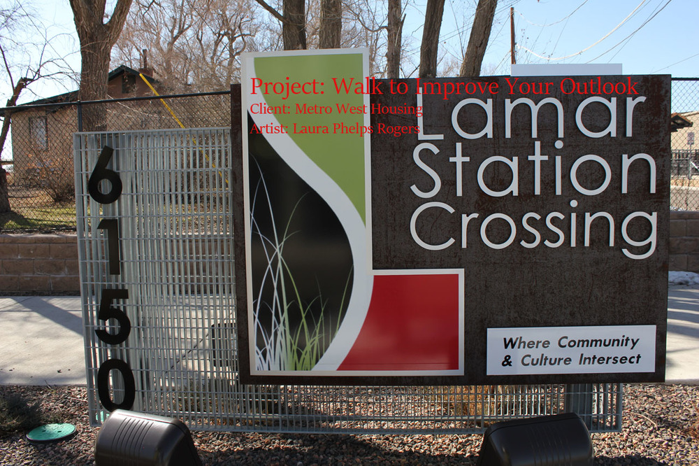 walk to improve your health, public art project at Lamar Station Crossing Metro West Housing _laura phelps rogers.jpg