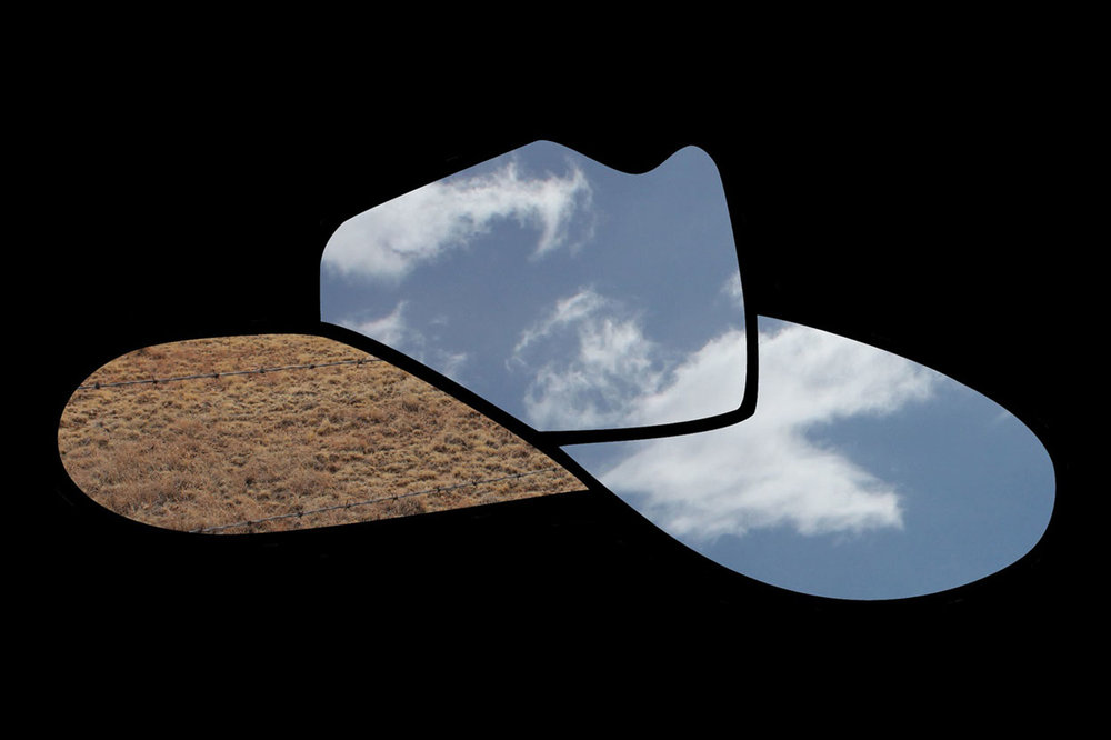 Illuminated Cowboy Hat Landscape, Laura Phelps Rogers, Dimesions Variable.jpg