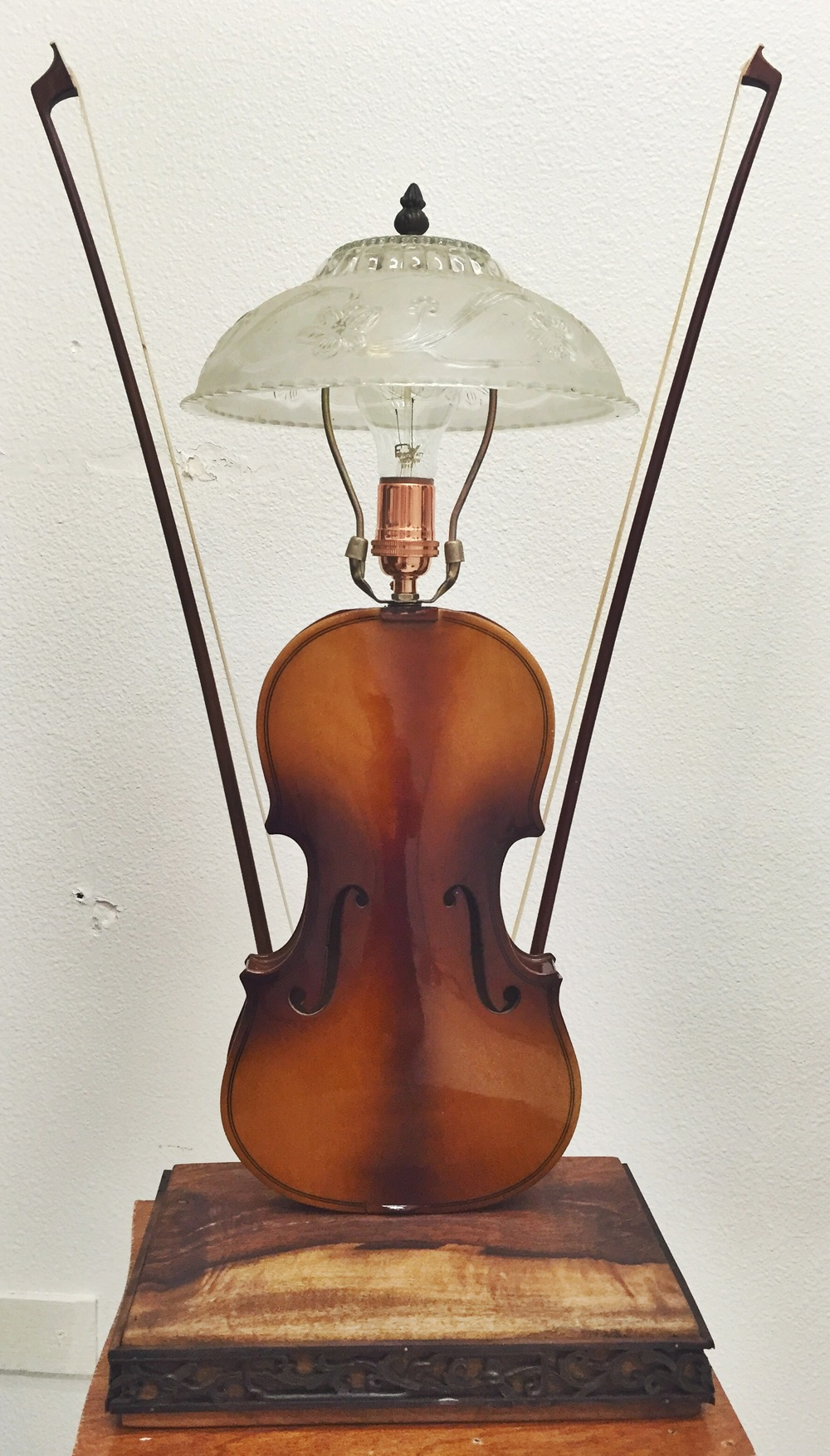 Grappelli's Lamp