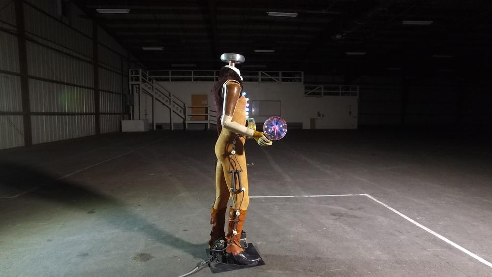 Tesla Man