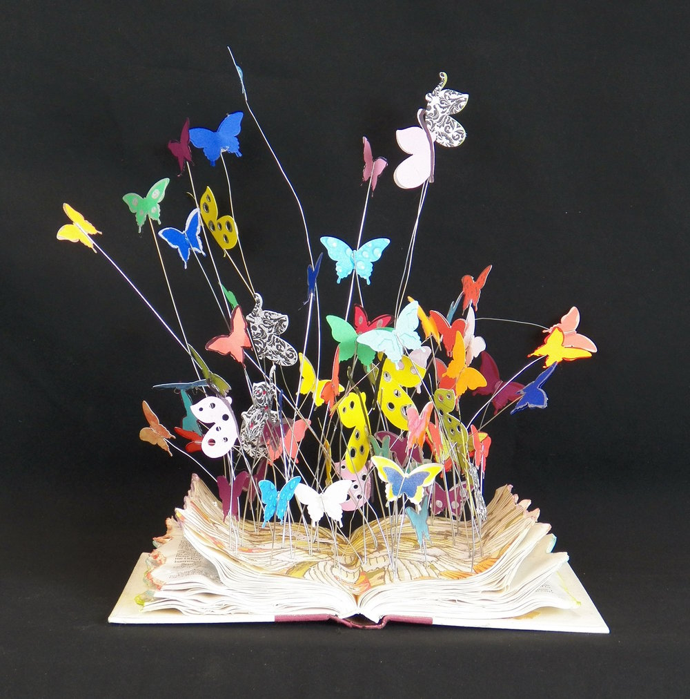 Butterflies Book Mobile