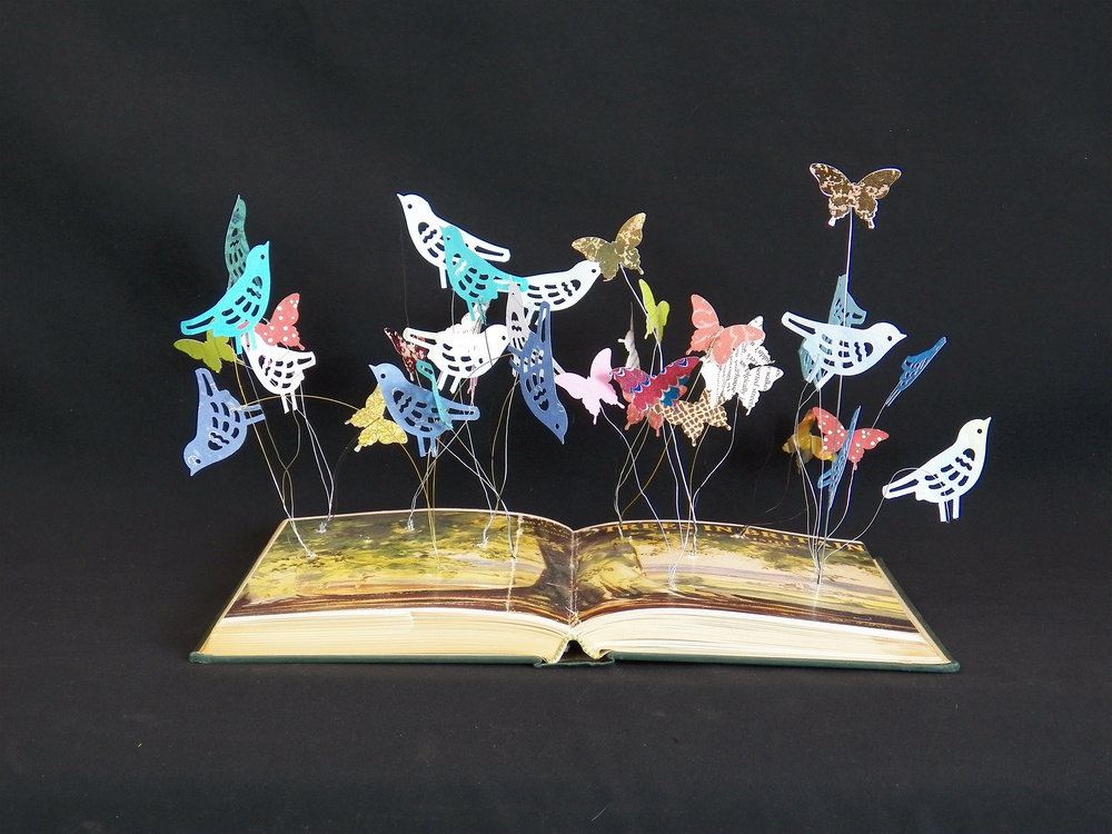 Bird Book Mobile