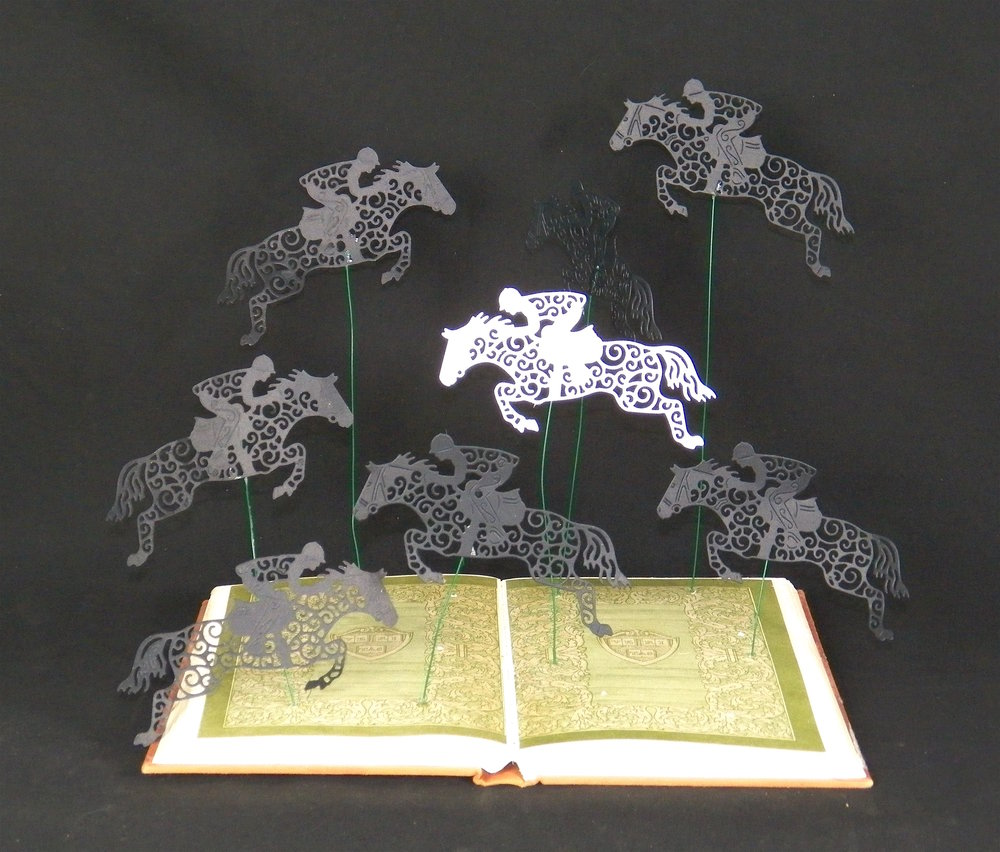 Horse Racers Book Mobile