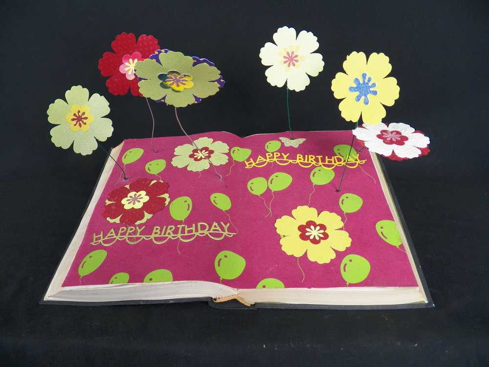 Flower Book Mobile