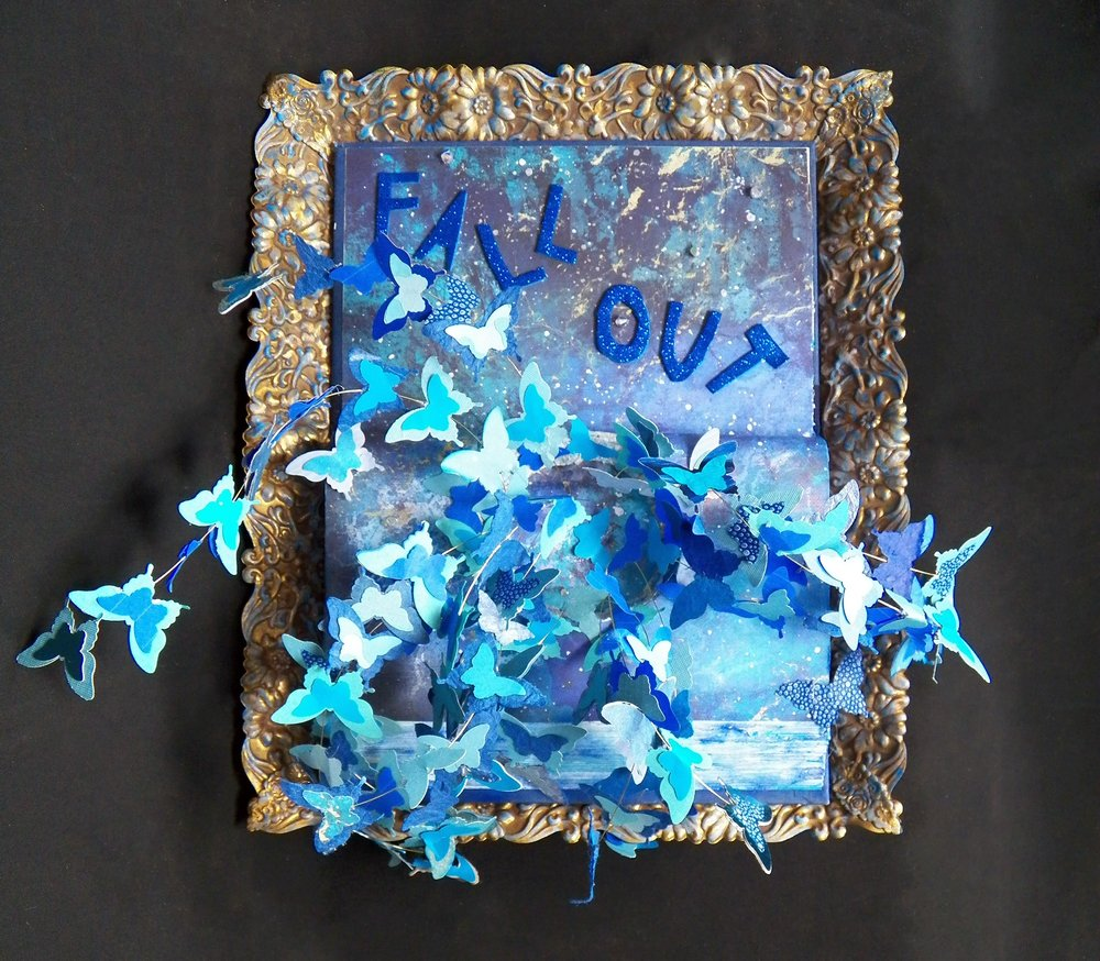 Fall Out Blew Book Mobile