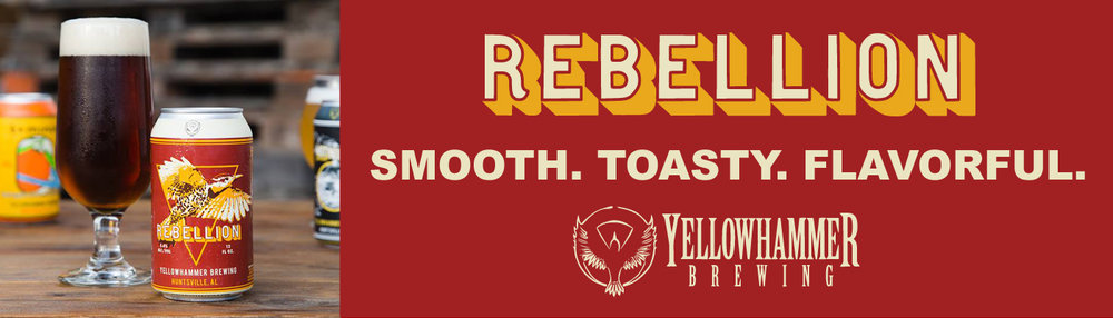 THERE'S ONE IN ALL OF US     -   Rebellion does not conform to style.   Inspired by German brewing tradition but a true American hybrid.   This beer blends German imported malts & domestic hops for a crips malty lager.    ABV ~ 5.4%