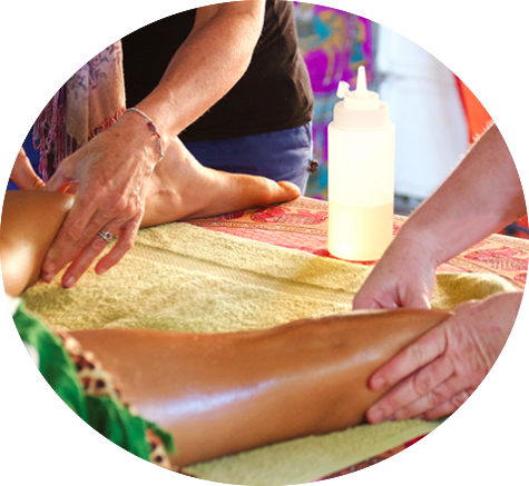 INTUITIVE BALINESE MASSAGE COURSE   Become a certified massage practitioner with our popular IICT accredited Intuitive Balinese Massage course