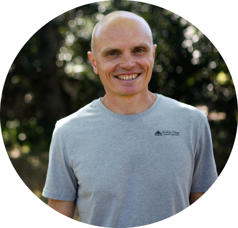 Michael - Senior Yoga Teacher and Trainer