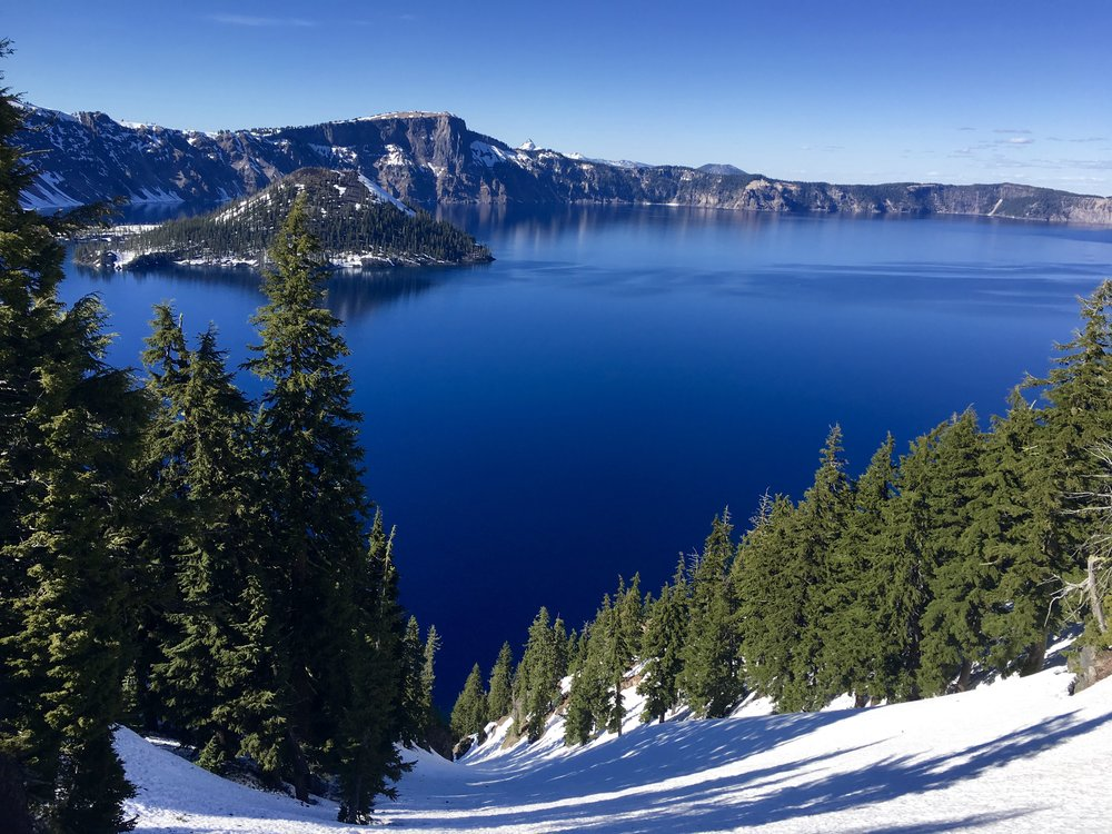 Crater Lake, CA  Photo:Zach Husted