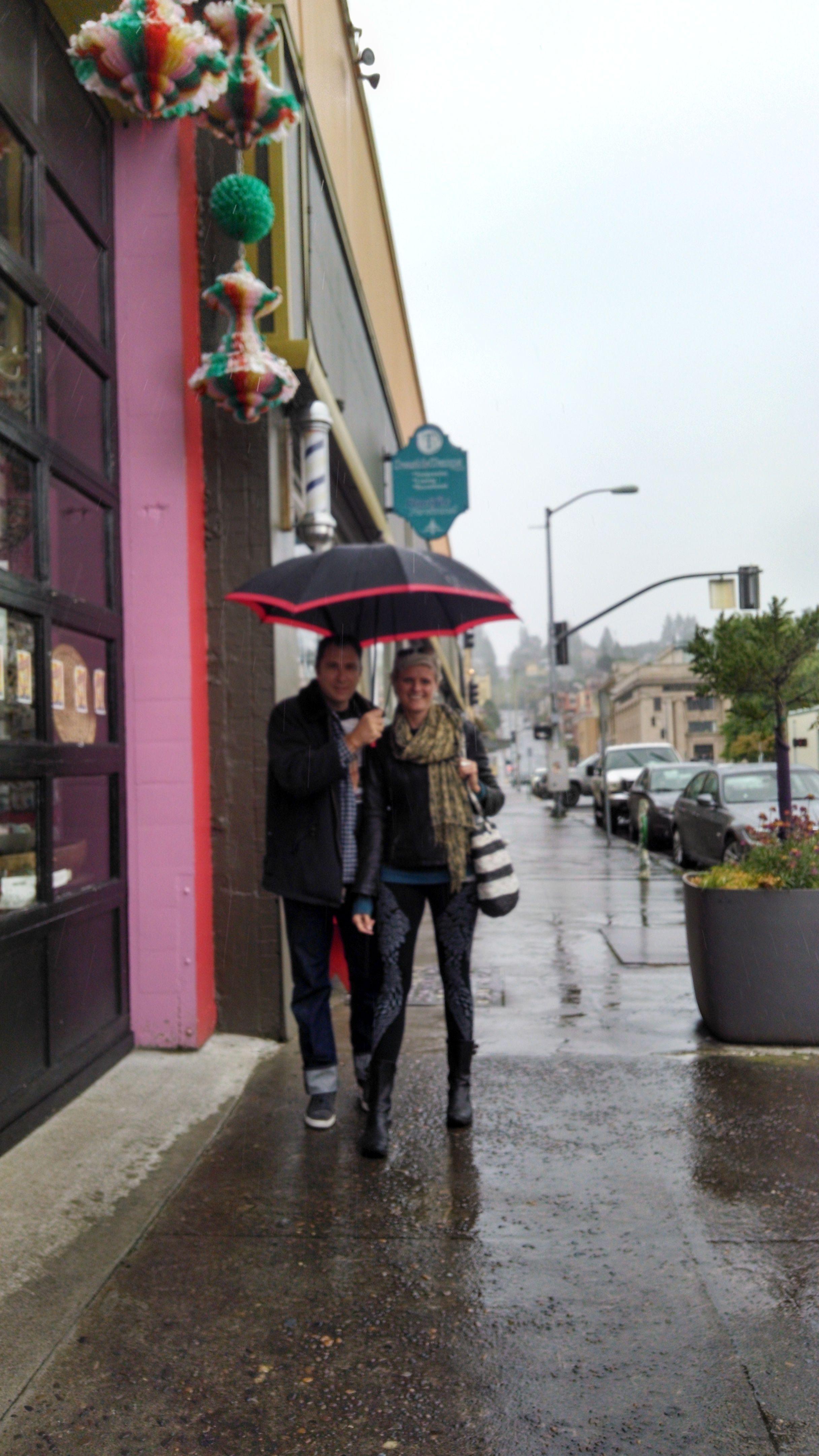 astoria rain