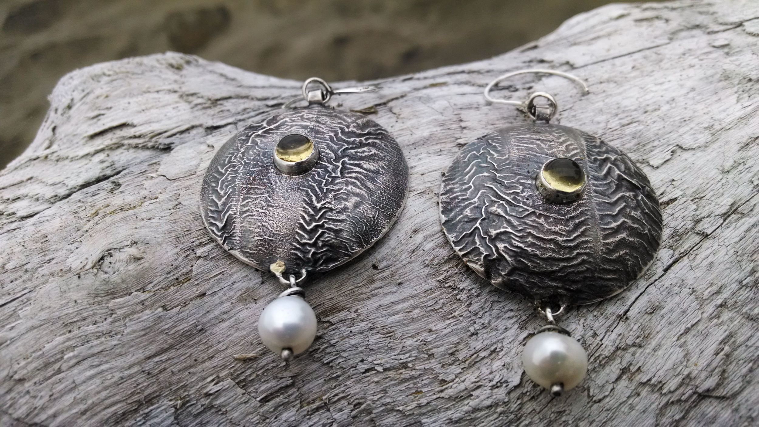 solsctice earrings