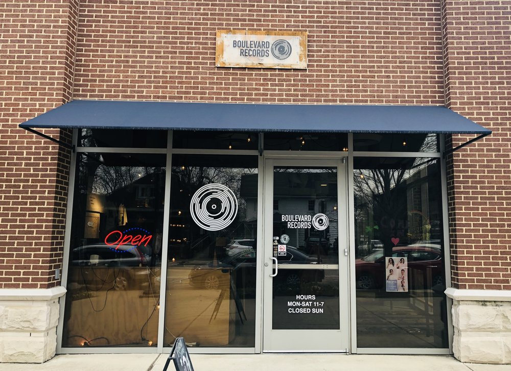 Boulevard Record Shop