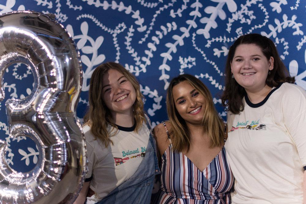 Emma, Delilah, and Danielle