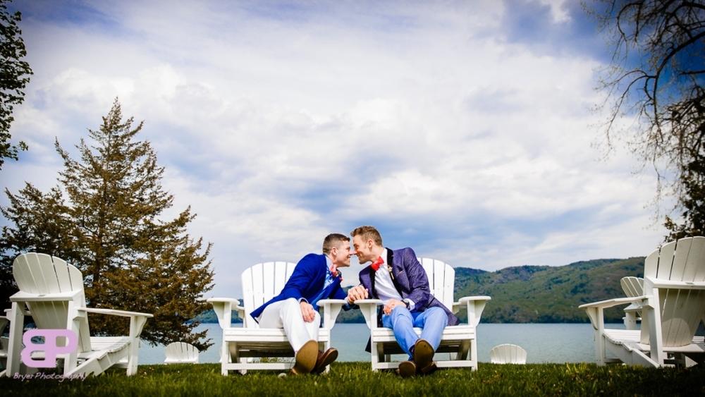 Iain & Matt | Lake George, NY