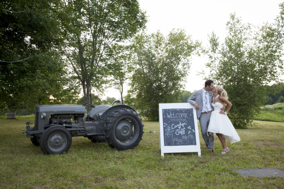 Caralyn + Jeff - Private Barn, Saratoga Springs, NY