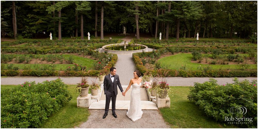 Maddy + Kevin - Saratoga Springs NY