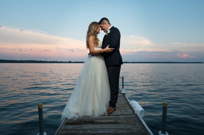 Alex + Allen - Private Estate, Lake Champlain, NY
