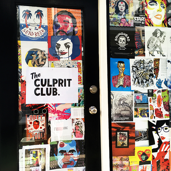 The Culprit Club Fortitude Valley Brisbane