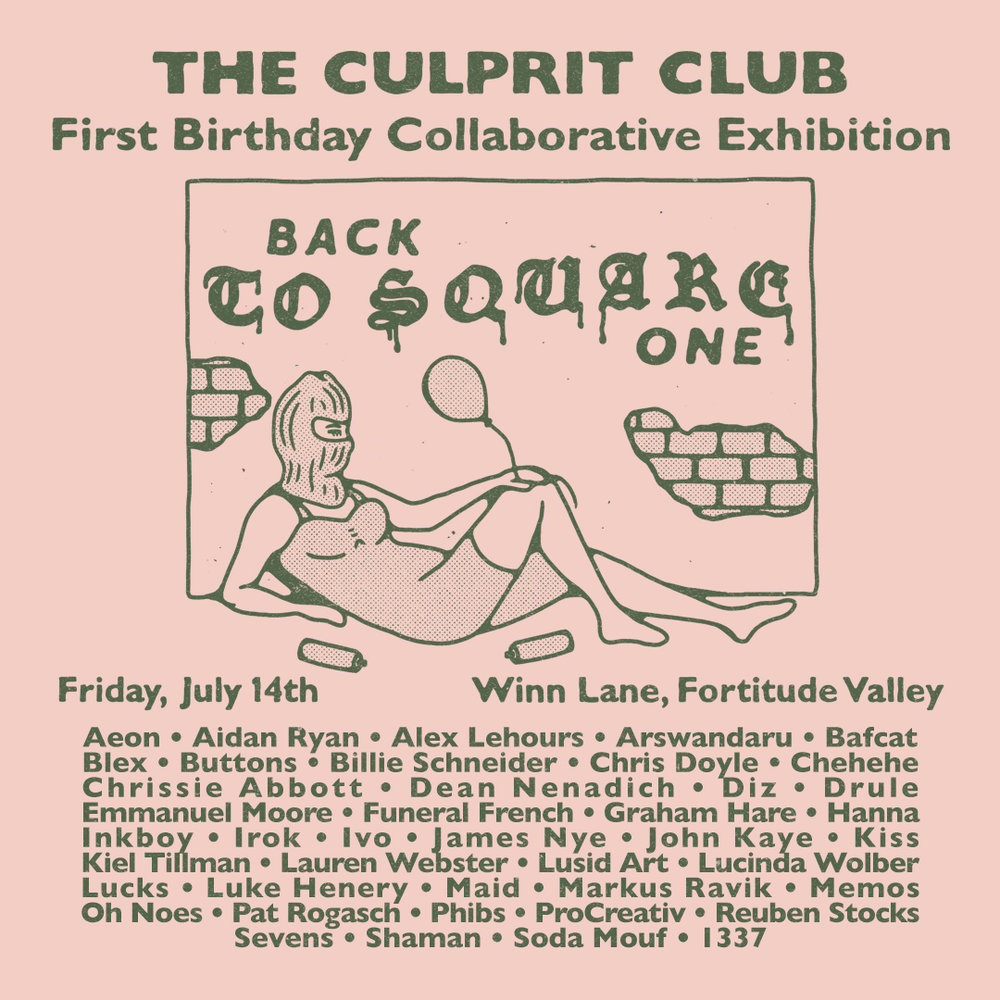 the culprit club back to square one brisbane