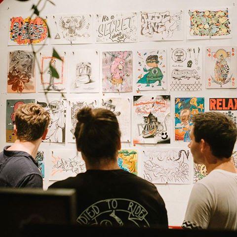 Brisbane Street Art Gallery The Culprit Club