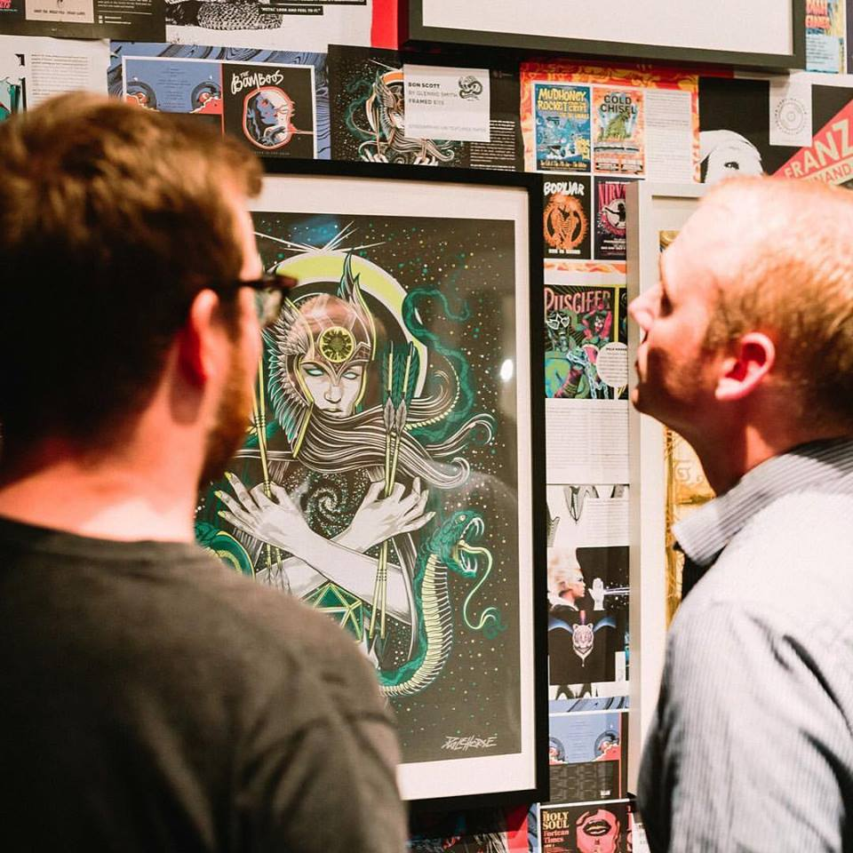Brisbane Art Gallery The Culprit Club