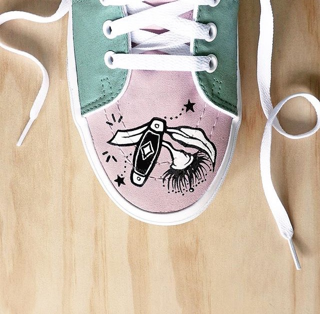 lauren webster vans