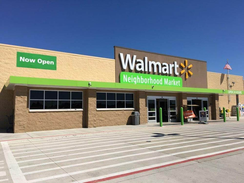 Walmart Neighborhood Market | Wake Village, Texas