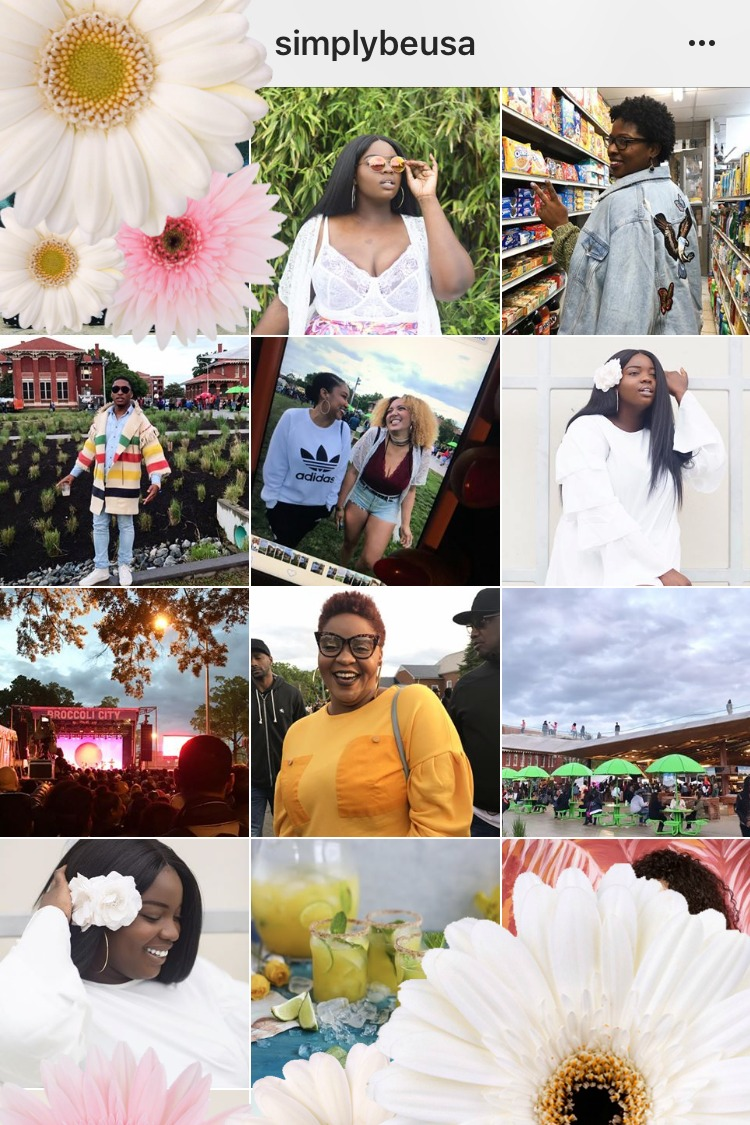 MY INSTAGRAM TAKEOVER: - Head over to Instagram to see pics from the festival. Also, make sure to follow me @fashiononacurve and Simply Be @simplybeusato keep up on new and exciting projects!
