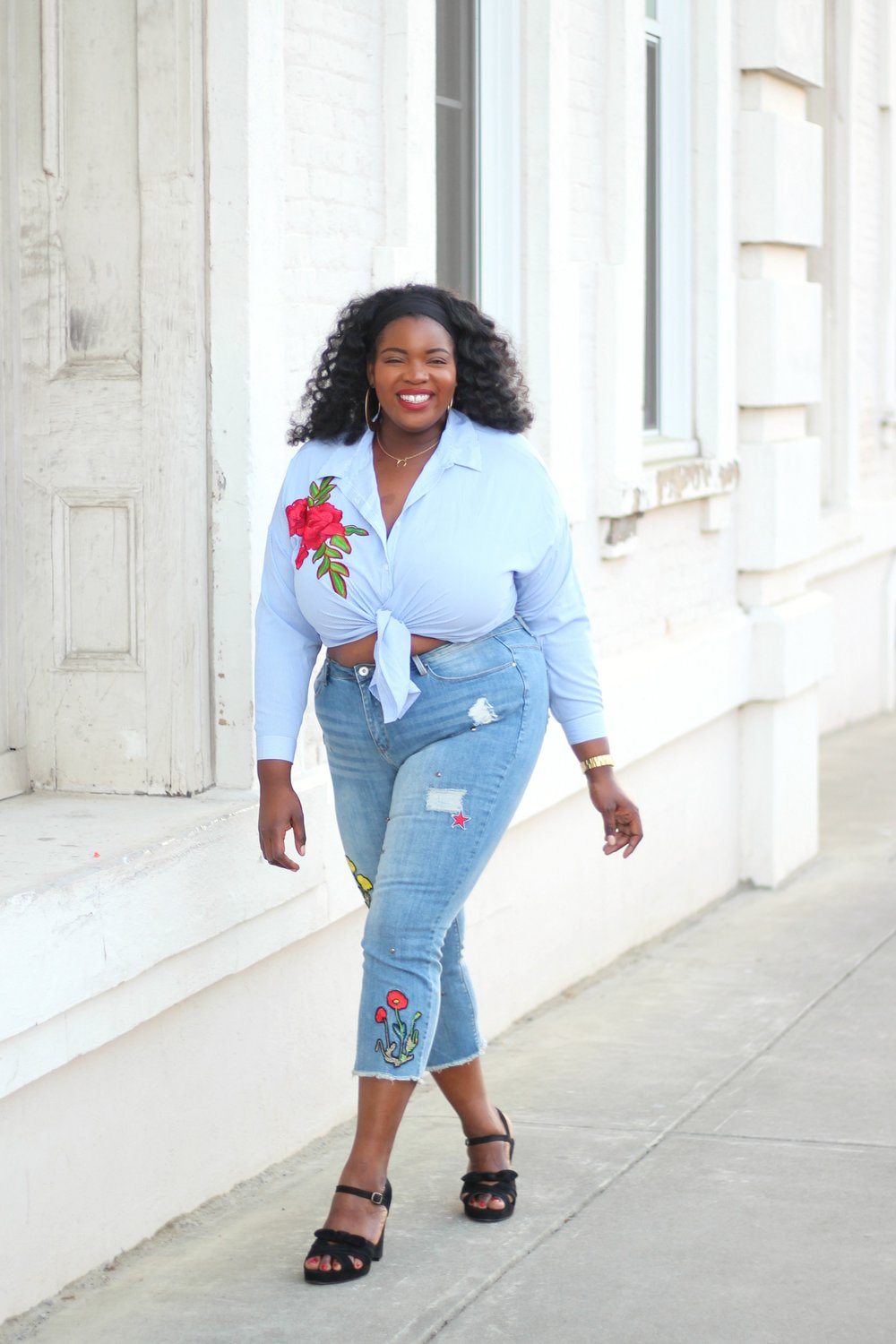 plus-size-jeans-patchwork-denim-simply-be-embroidered top 7.jpg
