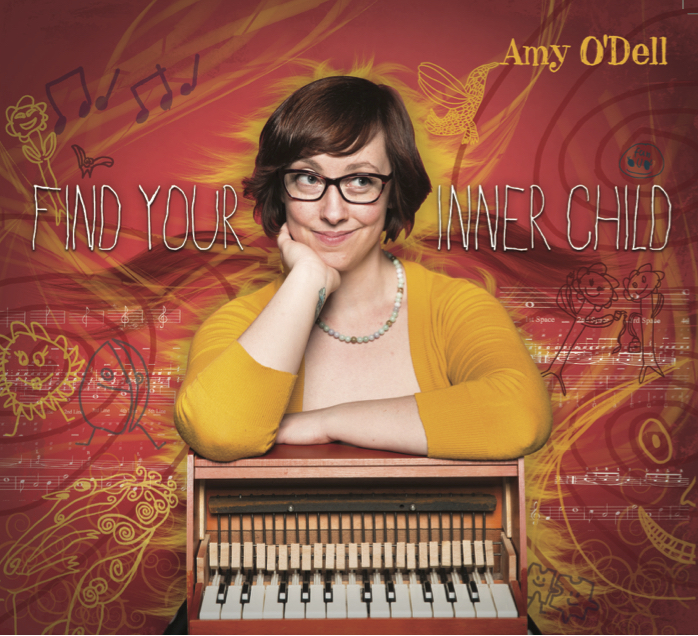 CD release by pianist Amy O'Dell featuring toy piano pieces written for her, including my piece  The Butterfly Dream   Purchase the CD   HERE