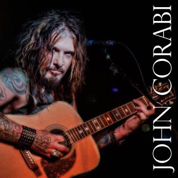 John Corabi (Motley Crue, The Scream, Dead Daisies, Union