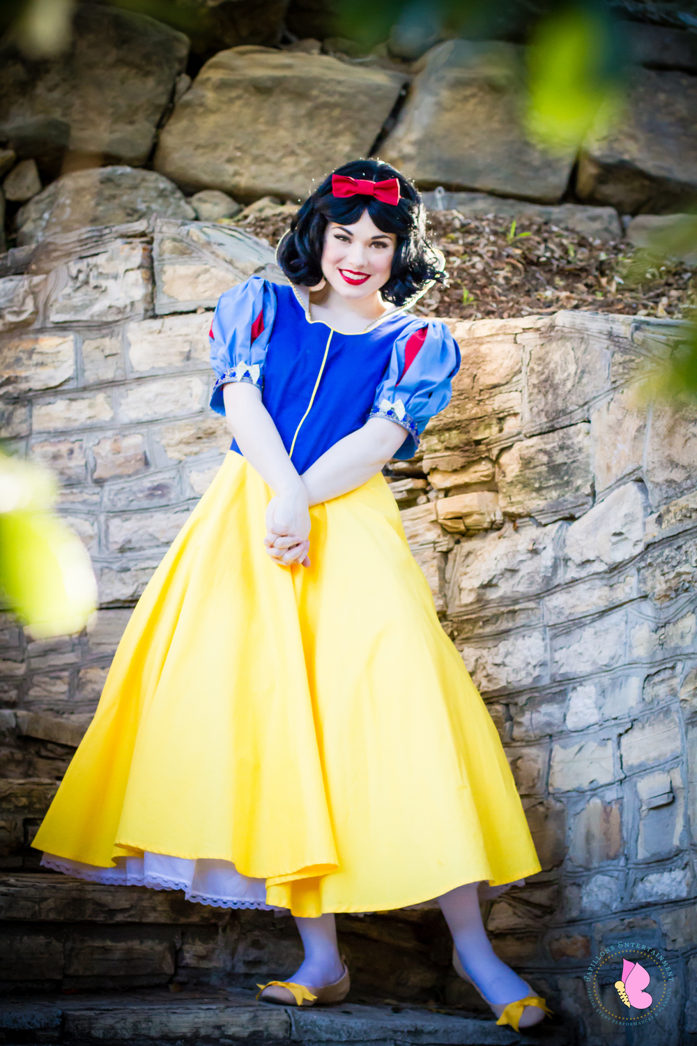 snow white princess party character los angeles